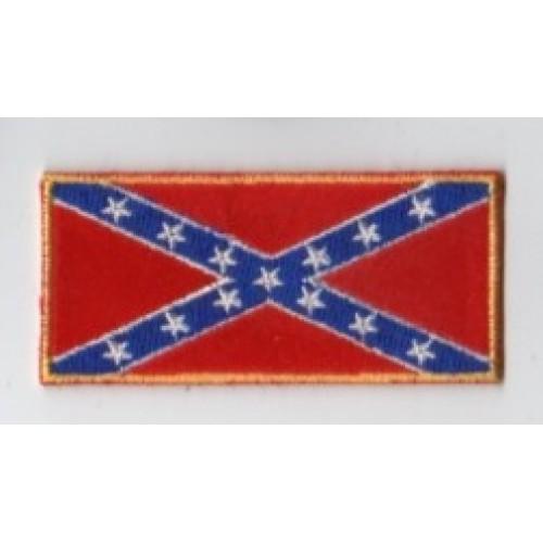 Nášivka Rebel (konfederace) 5181981075