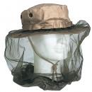 Vojenská moskytiéra na hlavu OLIV