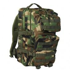 Batoh US Assault Pack Woodland (velký)