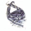 Šátek SHAMAG modrý