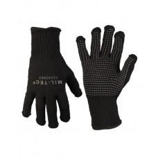 Střelecké rukavice GRIPPER Black
