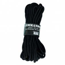 Lano příruční COMMANDO Black 9mm