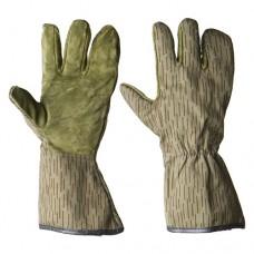 Vojenské rukavice NVA