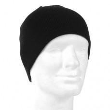 Čepice BEANIE pletená BLACK