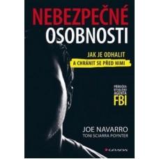 Nebezpečné osobnosti (autor Joe Navarro)