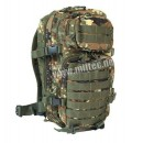 Batoh US Assault Pack Flecktarn (malý)