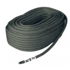 Horolezecké lano pro spec. jednotky 30m, černé, zelené