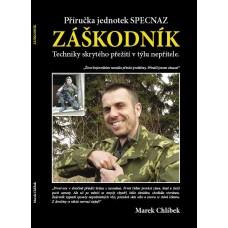 Záškodník, příručka Specnaz (autor Marek Chlíbek)