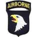 Nášivka Airborne