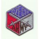 Nášivka Czech Army
