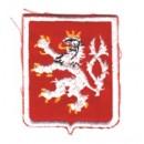 Nášivka Český lev hranatý