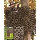 Maskovací síť jednotlivce RECON 2,4x3m Woodland