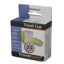 TravelSafe skládací cestovní pohárek