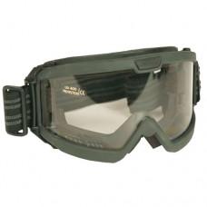 Brýle taktické ANSI EN 166 - Oliv