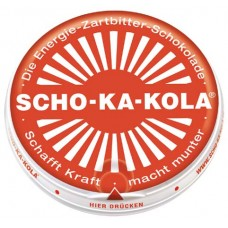 10ks - Čokoláda energetická Scho-ka-kola hořká