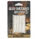 TINDER podpalovač ohně (8 kusů), Fire Starter
