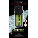Obranný sprej STOPER2 40ml (pěna)
