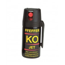 Pepřový sprej  KO JET OC ( 40ml ) tekutá střela