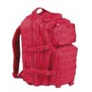 Batoh US Assault Pack SIGNAL RED (velký)