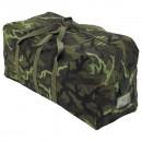 Vojenská přepravní taška JEZEVEC, camo vz.95