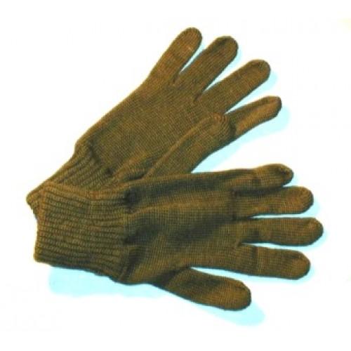 Vojenské rukavice pletené b6d3137ff4
