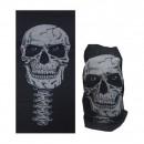 Multifunkční šátek Lebka / obratle