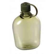US polní láhev Generace II. transparentní - OLIV