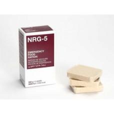 Trvanlivá potravinová dávka NRG-5 (Emergency Food Ration)