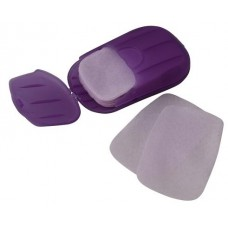 Outdoorové lístkové mýdlo TravelSafe
