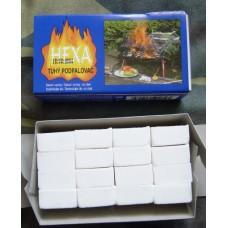 HEXA - tuhý lih v kostkách