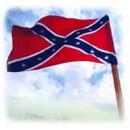 Vlajka KONFEDERACE (Rebel, jižanka)